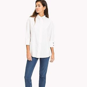 Tommy Hilfiger Oversized Women's Shirt